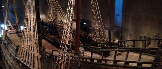 Музей корабля Васа в Стокгольме