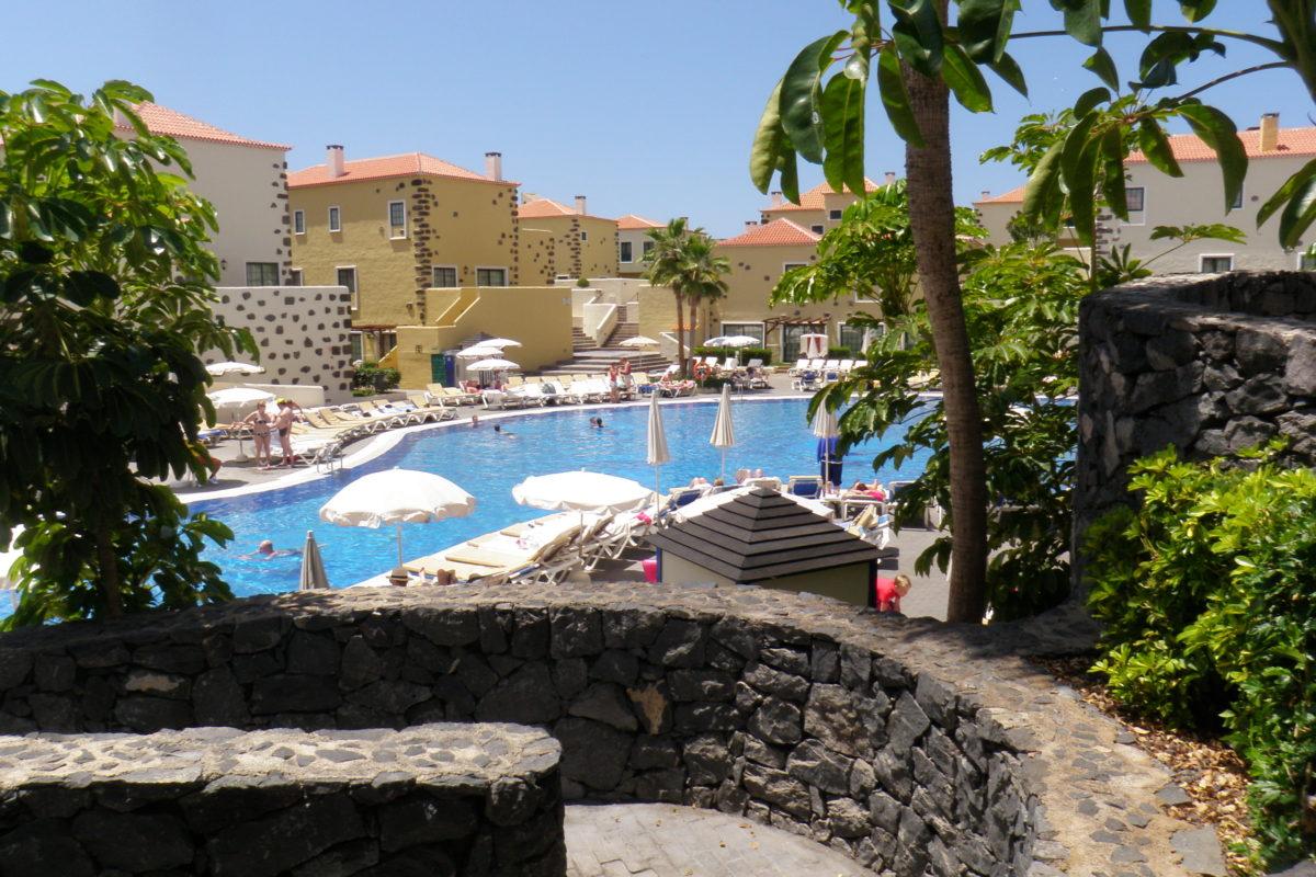 Отзыв об отеле GF Isabel на Тенерифе