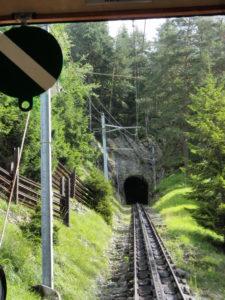 Тоннель в горе фото