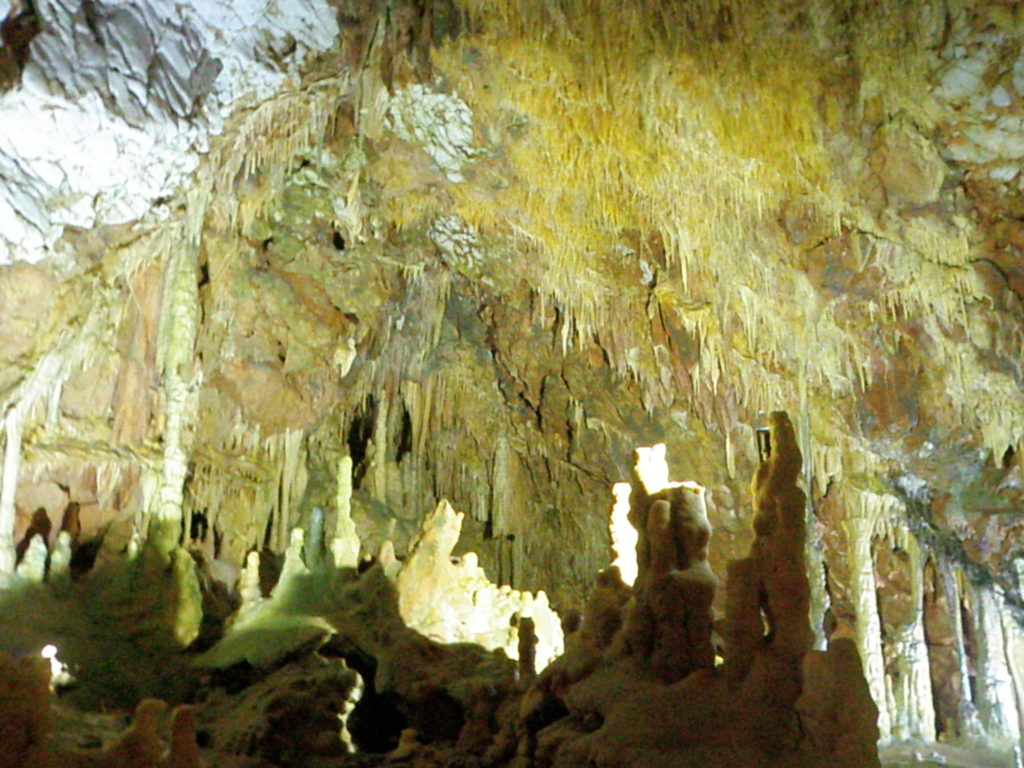 Пещера фото