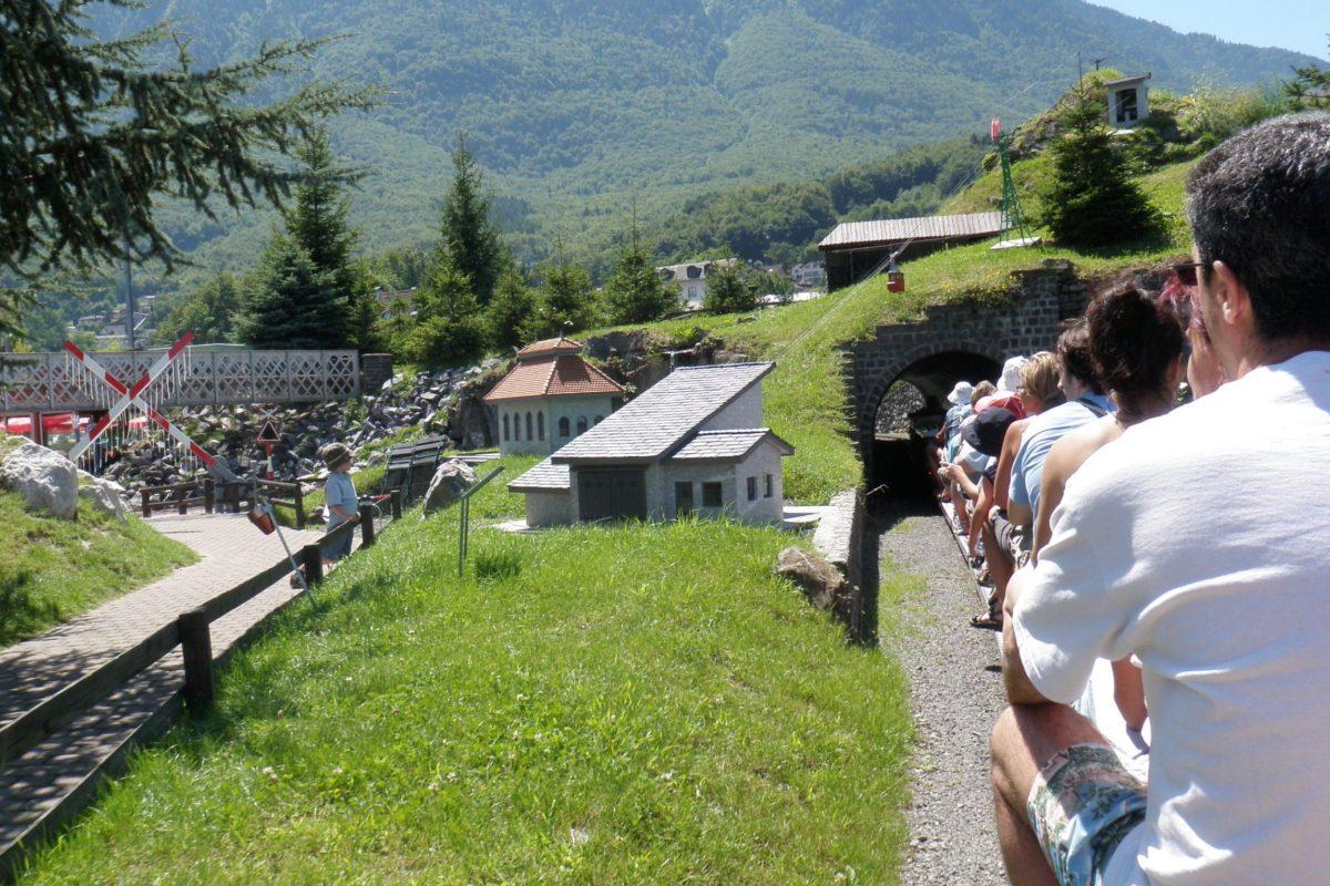 По Швейцарии на поезде за 8 дней