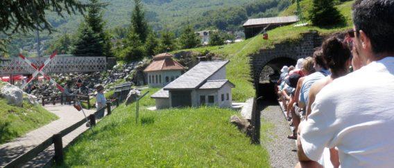 Швейцария на поезде за 8 дней