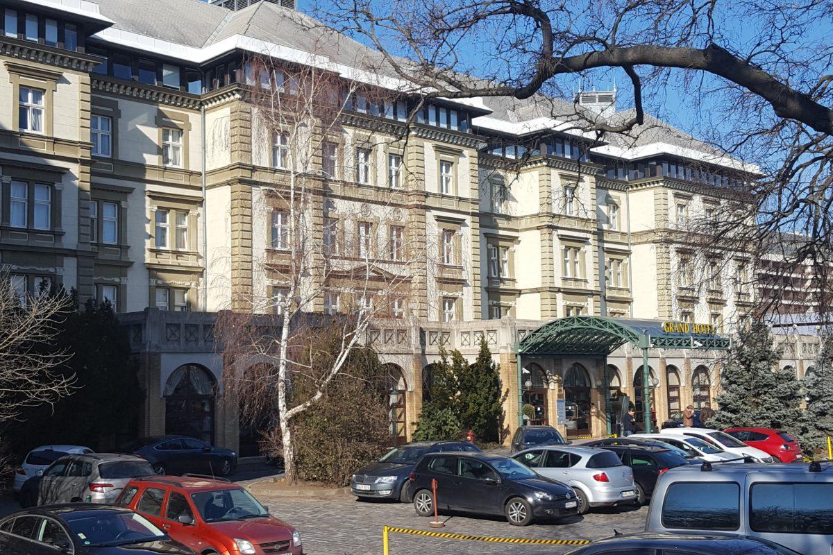 Danubius Grand Hotel Margitsziget. Отзыв.
