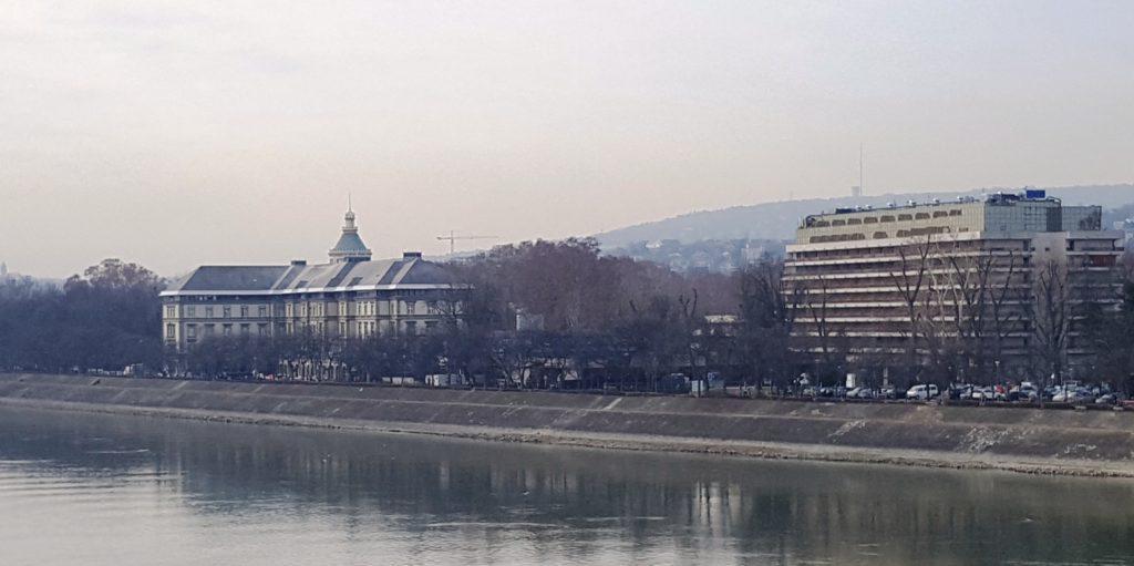 Danubius Grand Hotel Margitsziget фото