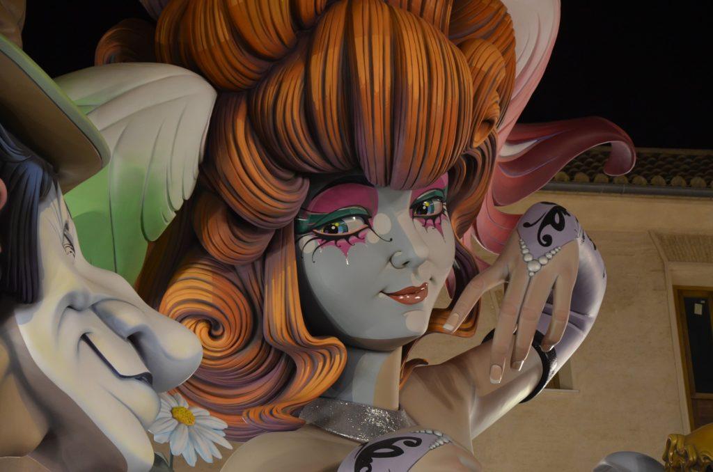 кукла в Валенсии