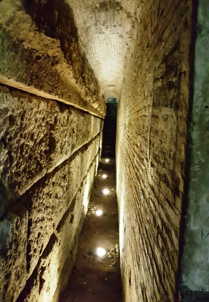 Улица Рима I века