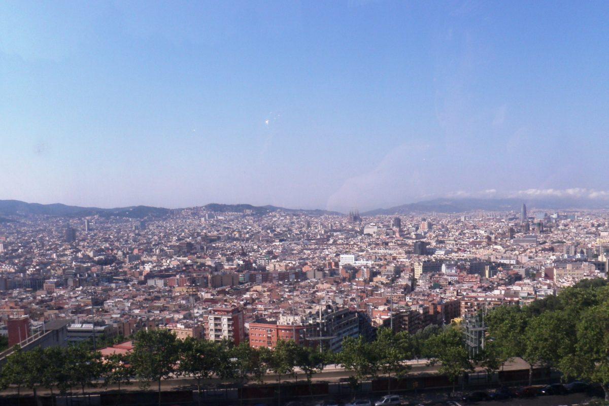 Барселона — город-праздник