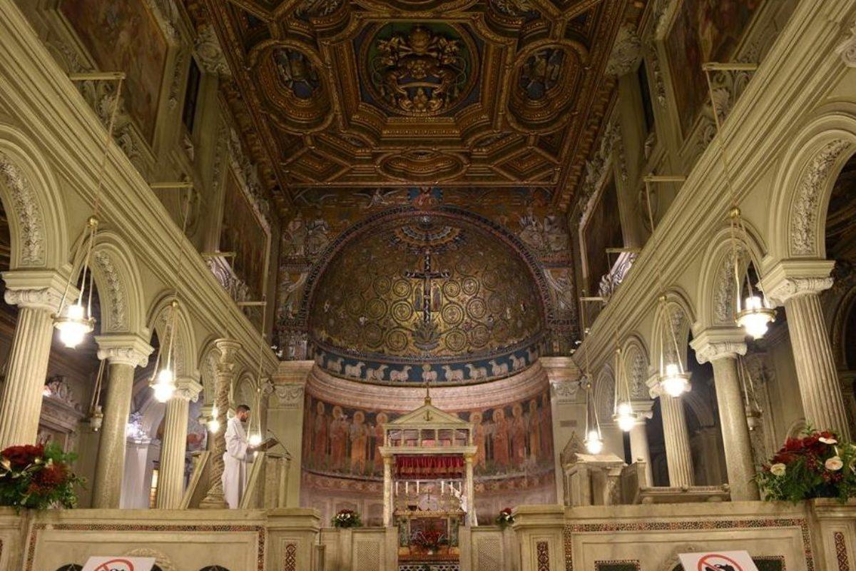 Секреты Рима. Базилика Святого Климента