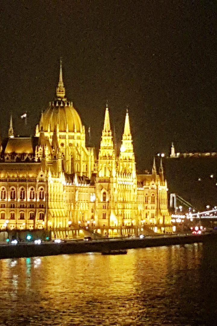 Поездка в Будапешт. Впечатления.