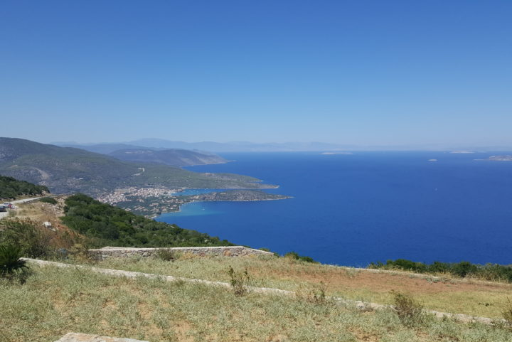 Отдых на Пелопоннесе