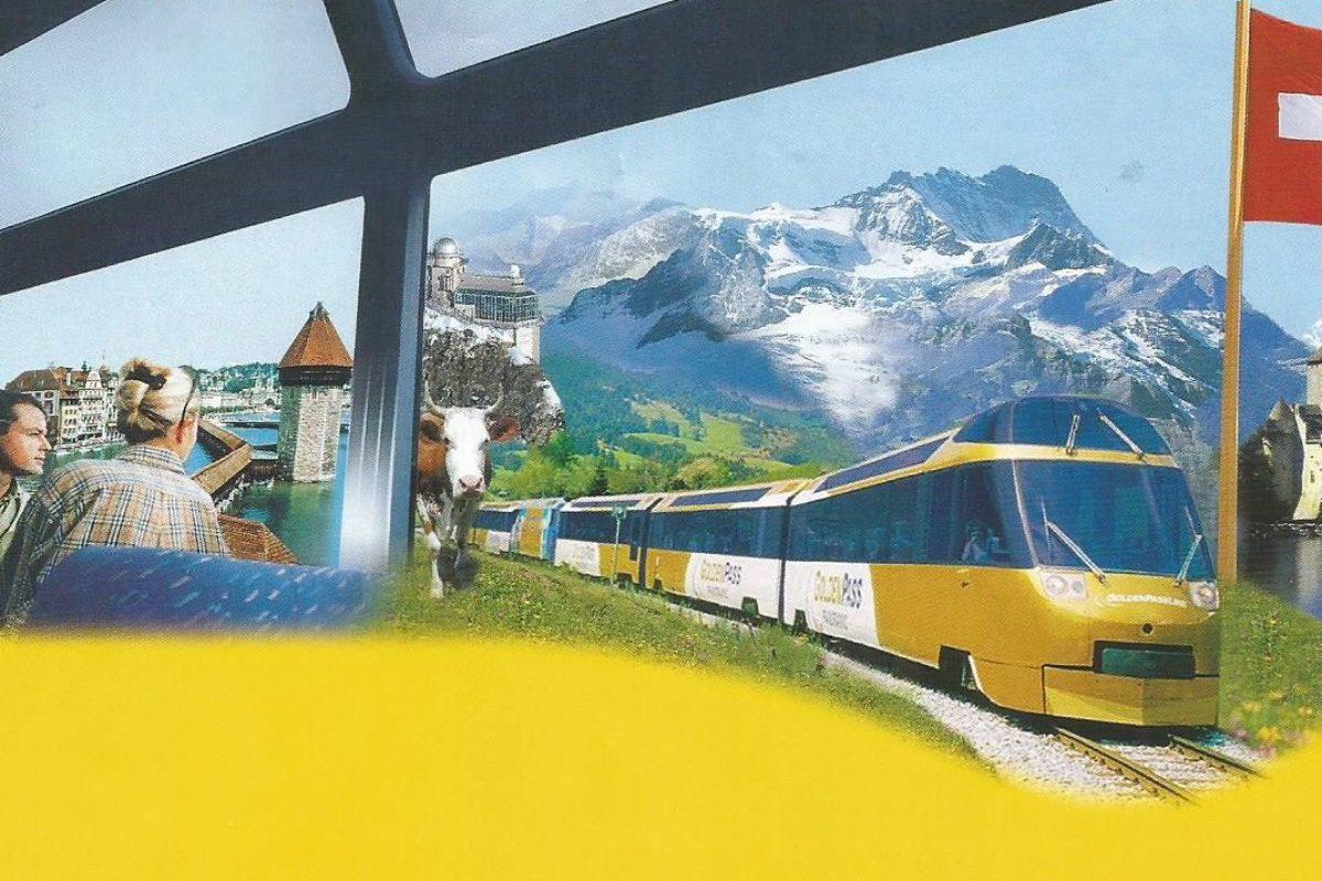 Панорамные маршруты в Швейцарии