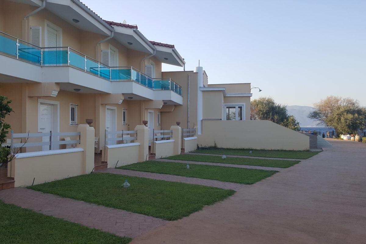 Апартаменты Christopoulos Villas. Отзыв.