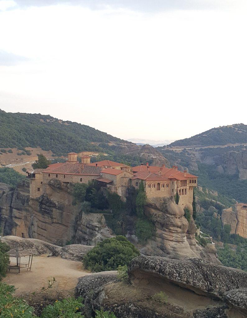 Монастырь Святого Стефана. Метеоры.
