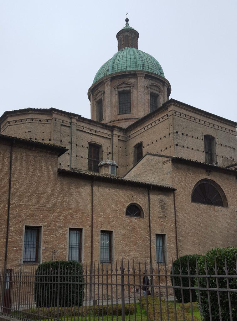 Архиепископская капелла в Равенне