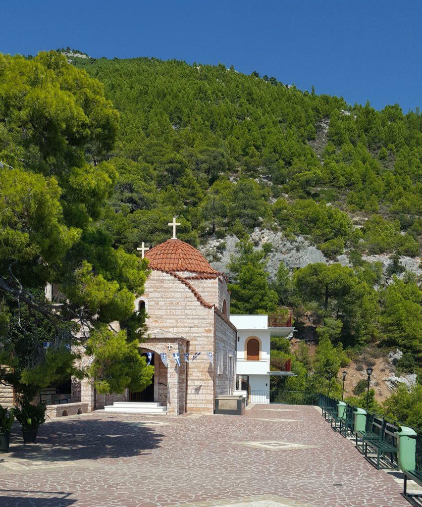 Монастырь Святого Патапия