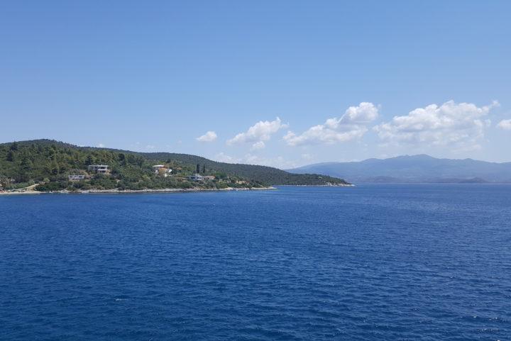 Путешествие по Греции