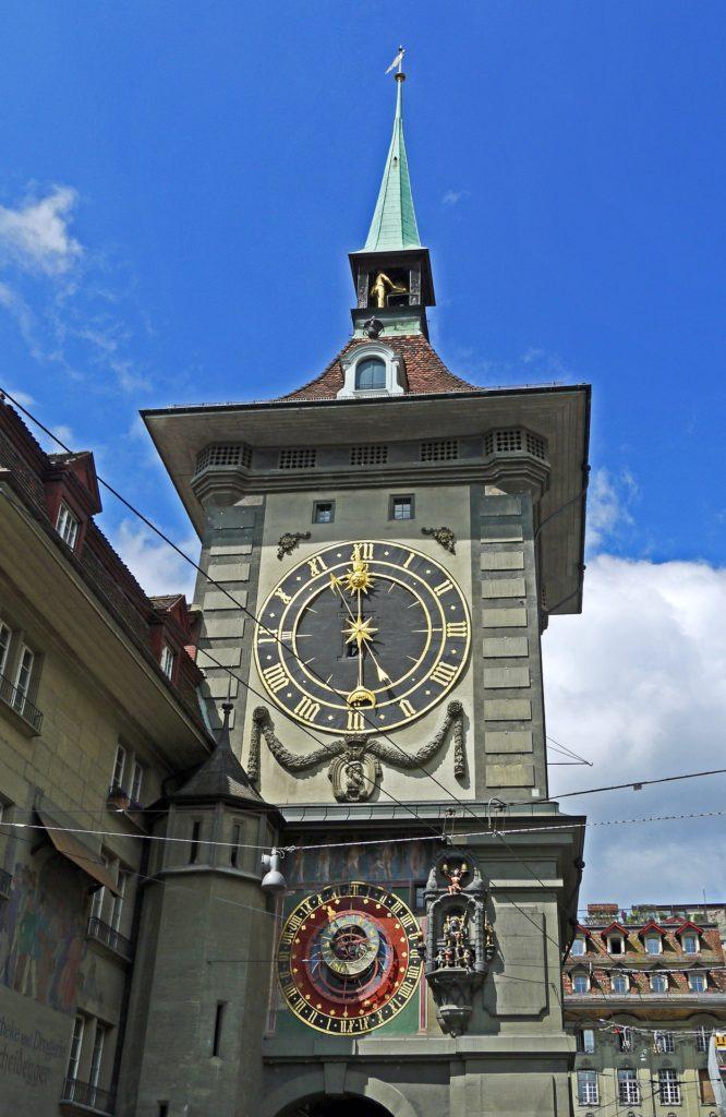 Башня с часами в Берне
