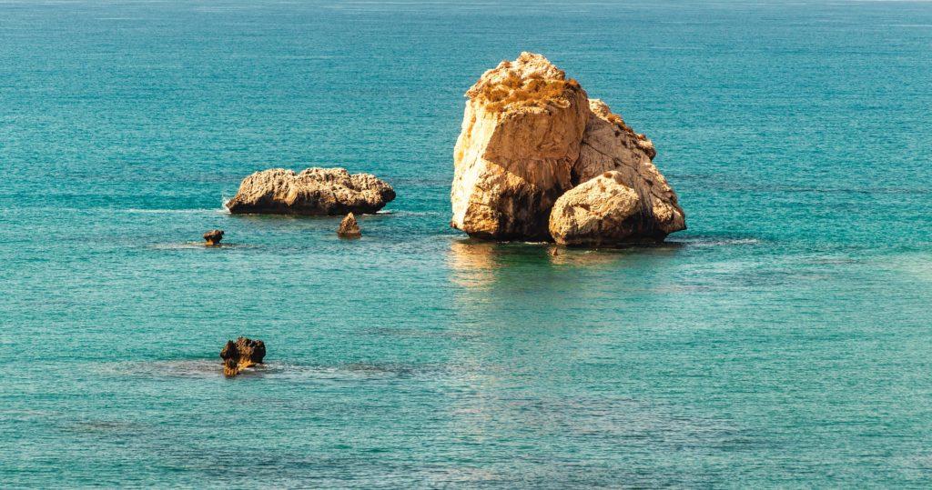 Кипр, пляж Афродиты