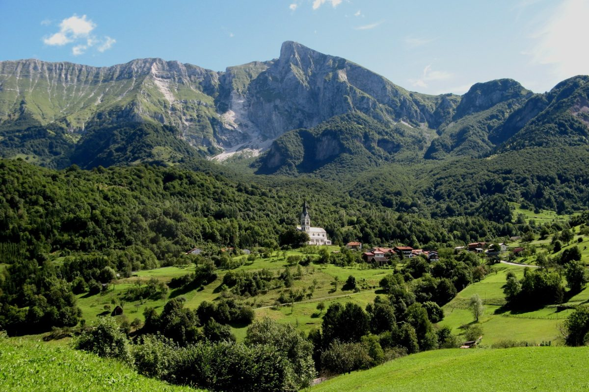 Поездка в Словению