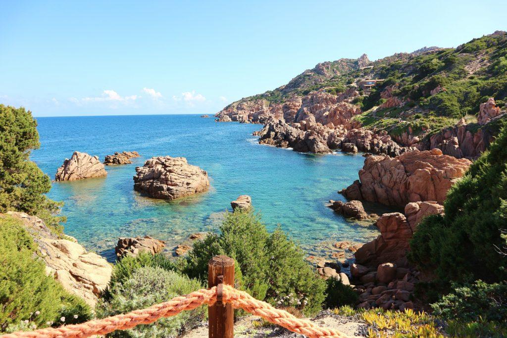 Сардиния. Пляж