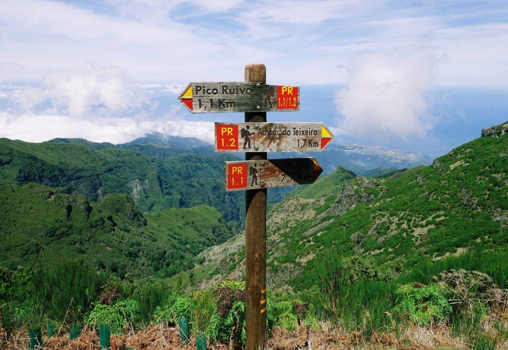 Туристические тропы Мадейры