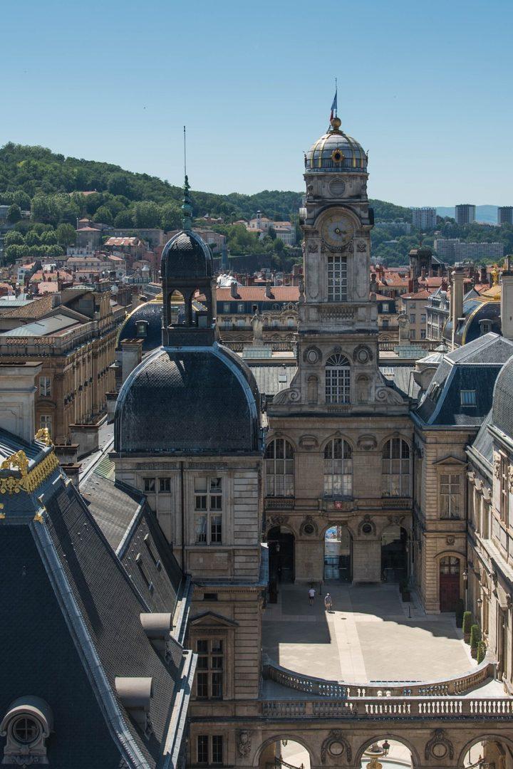 Гастрономическая столица Франции