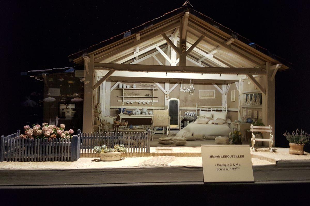 Музей кино и миниатюр в Лионе