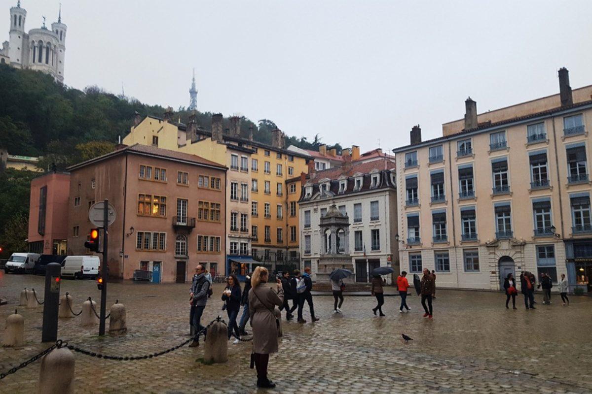 Недорогие апартаменты в Лионе