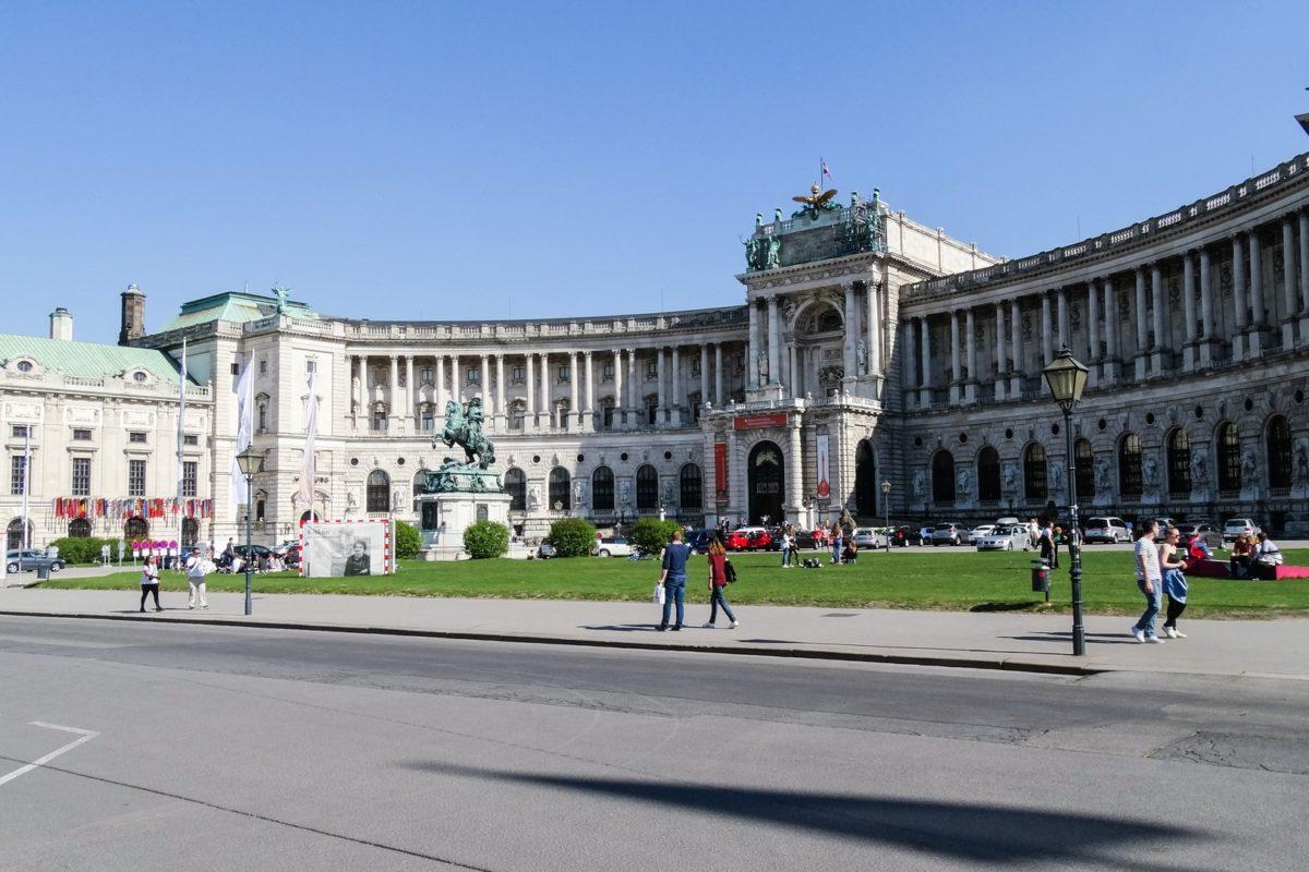 История Вены