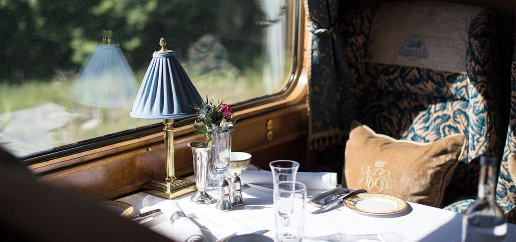 Поезд Северная красавица