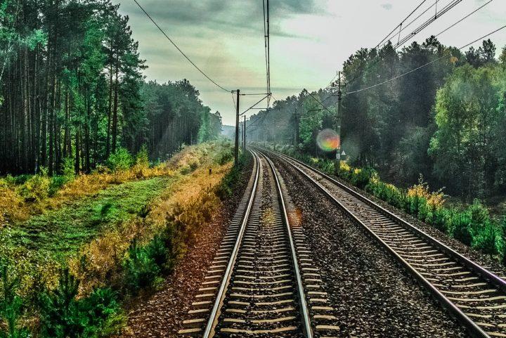 Путешествия поездом