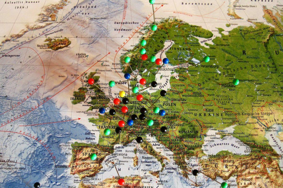 Выходные в Европе
