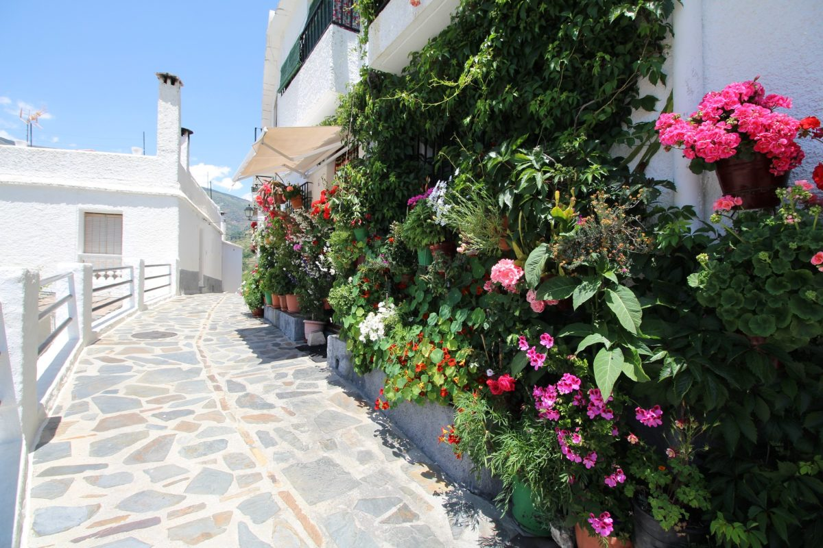Деревни Андалусии