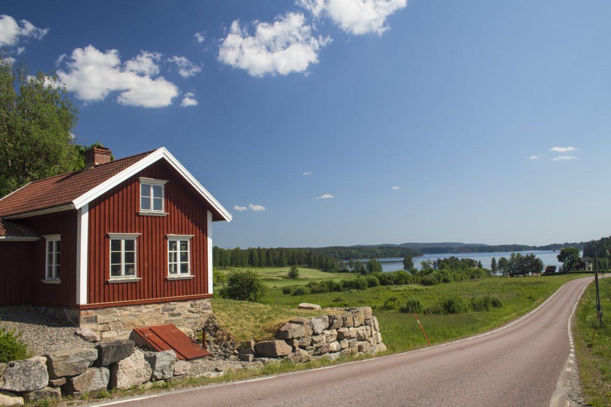 Лето в Швеции. 9 приключений.
