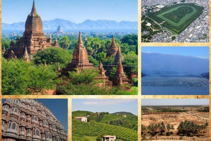 6 интересных мест в мире