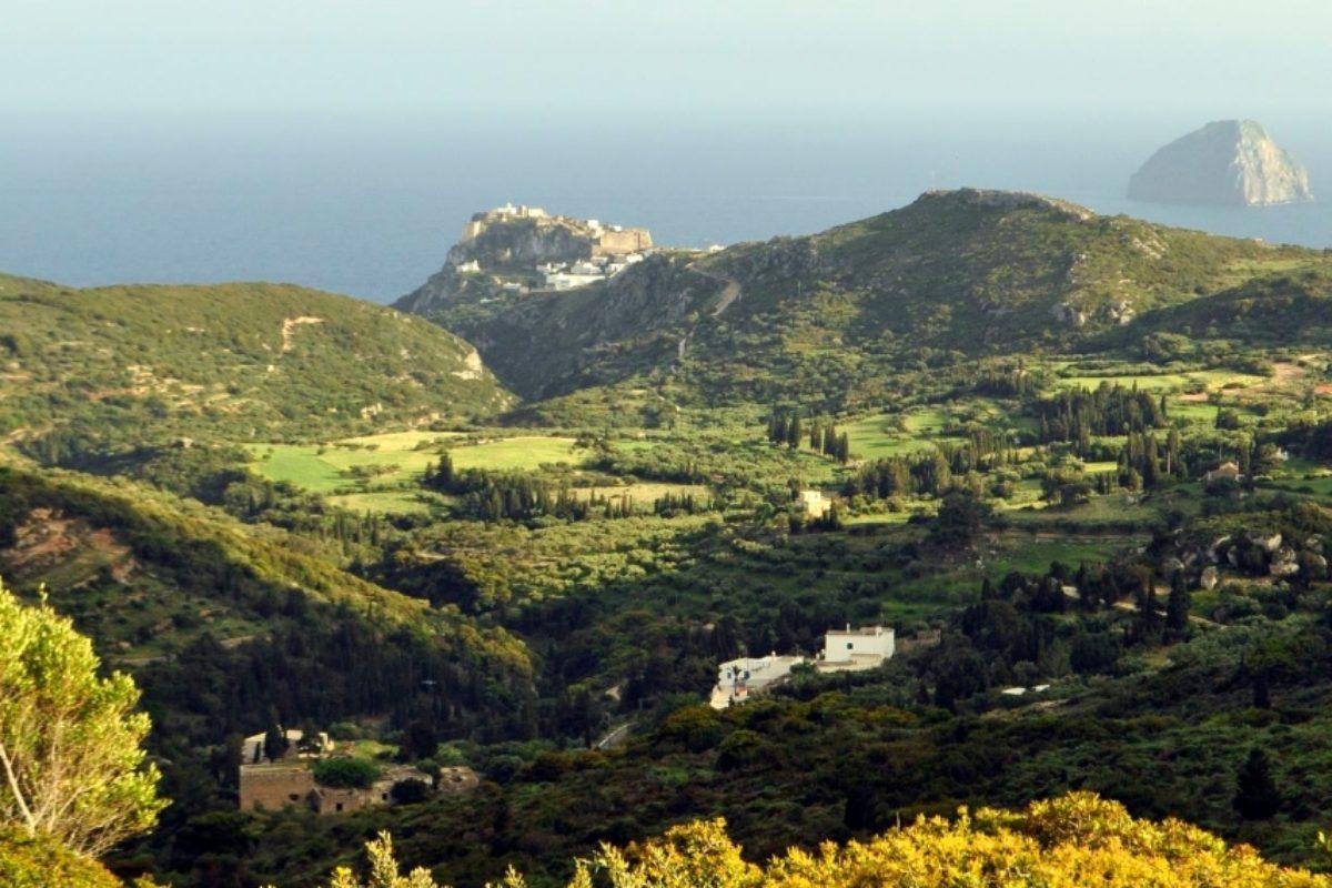 Греческий остров Китира