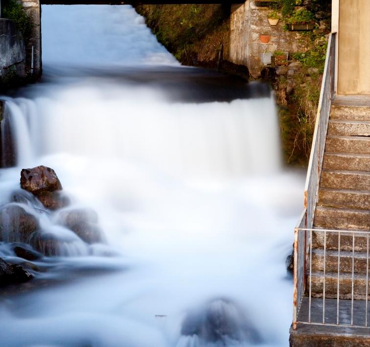 Молочная река Фьюмеллатте в Варенне