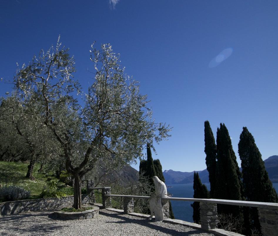 Привидение в замке Кастелло-ди-Вецио
