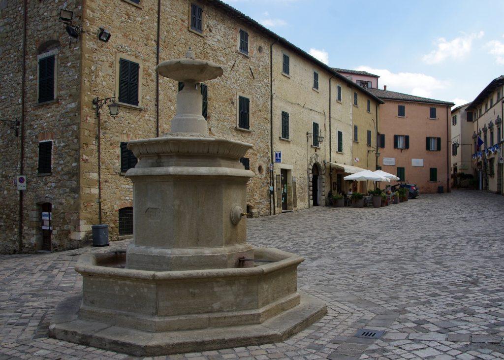 В Форте-ди-Сан-Лео также находится музей