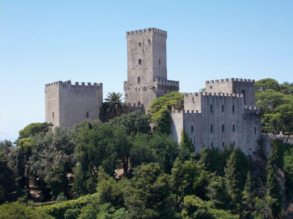 Замок в Эриче