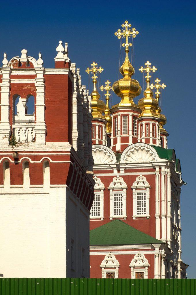 Преображенская церковь Новодевичьего монастыря