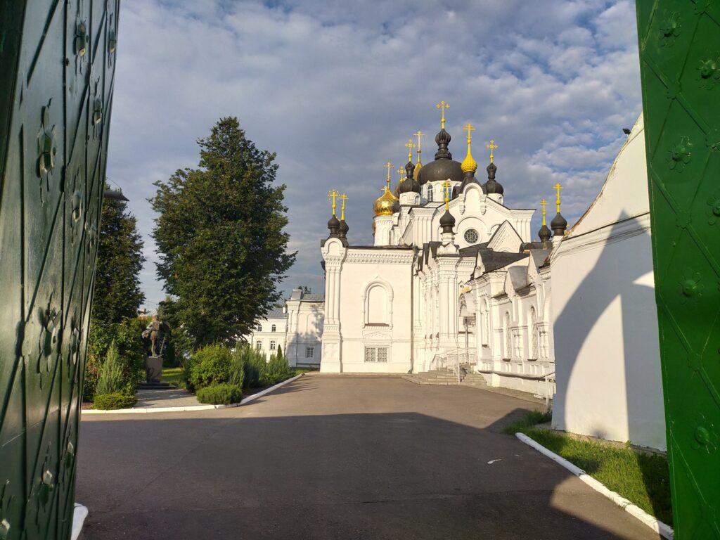 Богоявленский собор в Богоявленско-Анастасиином монастыре