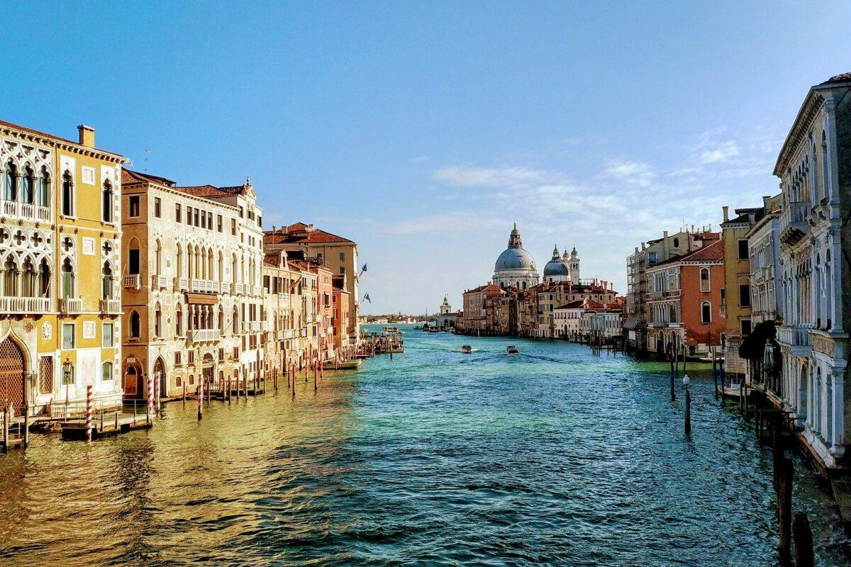 Экскурсия по Гранд-каналу Венеции