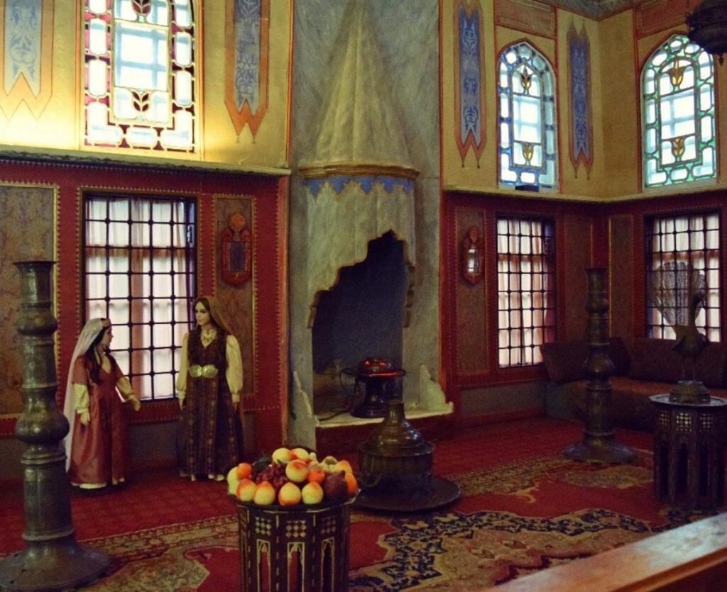 Гарем в Ханском дворце