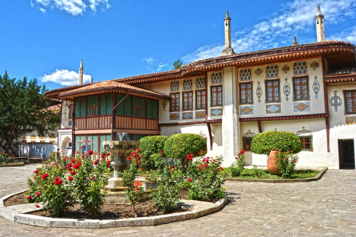 Ханский дворец в Крыму