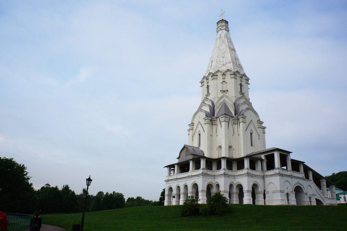 Коломенское. Музей-заповедник